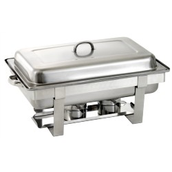 Chafing dish GN 1/1 à combustible