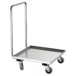 Chariot à casiers