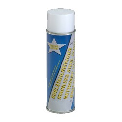 Produit nettoyant inox