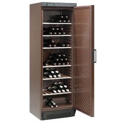 Armoire cave à vins, 380 Litres porte pleine