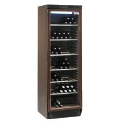 Armoire cave à vins, 380 Litres porte vitrée