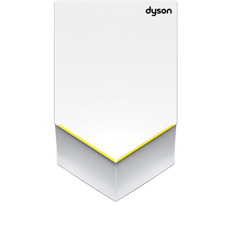 s che main dyson airblade v blanc achat seche mains. Black Bedroom Furniture Sets. Home Design Ideas