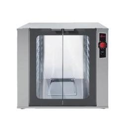 Etuve chauffante 8 niveaux statique double porte four Venix JFL06D/M et JFL04D/M.