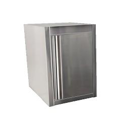 Placard suspendu inox L600xP400xH650 mm
