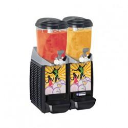 Machines-distributeurs granité et sorbet 2 x 5,5 Lit