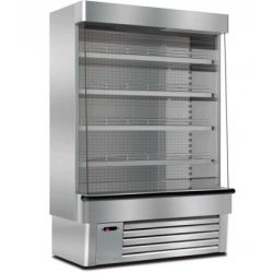 Vitrine murale Inox JOLLY19SLX - L1885XP737XH1985MM