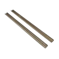 Paire de glissières pour armoire réfrigérée slim line 400 Litres