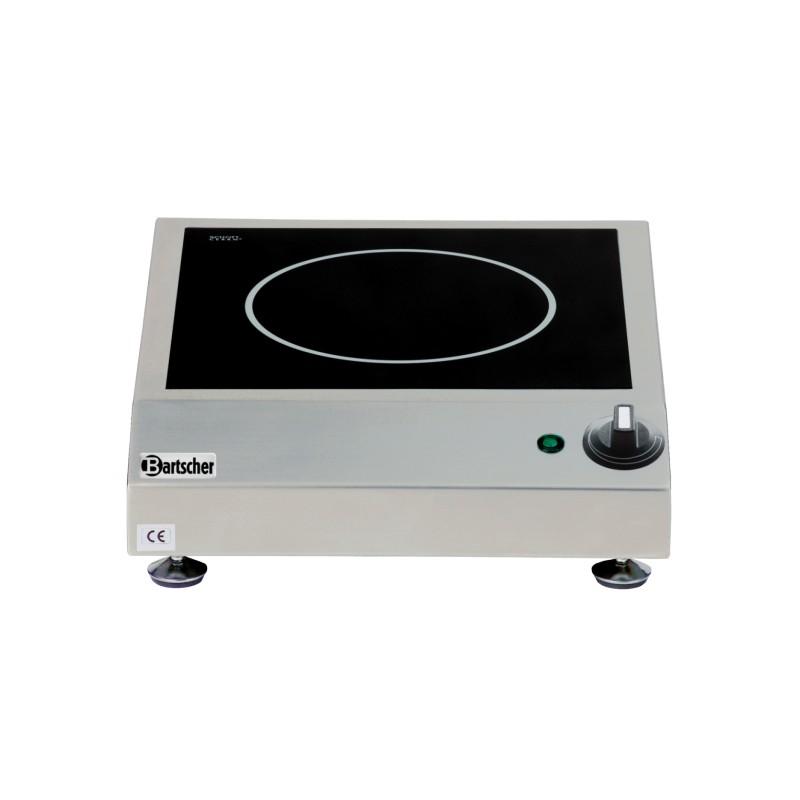Plaque induction professionnelle 1 zone - 3,5kW / 230V - Achat ...